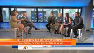 Cast Of 'Silver Spoons' Reunites