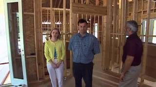 How to Build a Fireplace - Low Country Victorian Home -  Bob Vila eps.2104