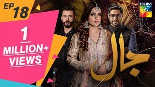 Jaal Episode #18 HUM TV Drama 5 July 2019