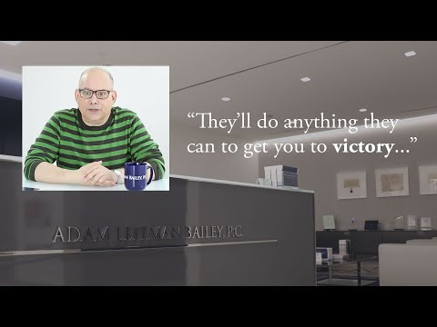 """""""They'll do anything they can to get you to victory"""" testimonial video thumbnail"""