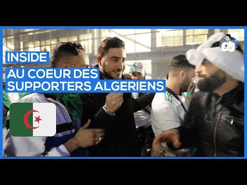 En immersion avec les supporters à Lille lors de Colombie-Algérie (0-3)