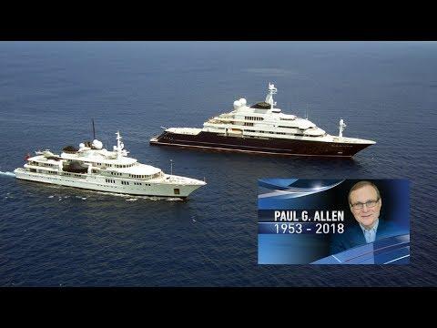 Paul Allen's mega-yacht for sale for $325 5 million – Jeff