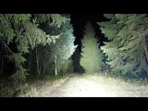 MecArmy PT60 Taschenlampe 16 x Cree XP-G2 LED 9600 Lumen bei Nacht (1/2) Extreme Flashlight Torch