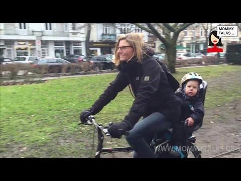 Thule RideAlong Fahrradsitz Bewertung video