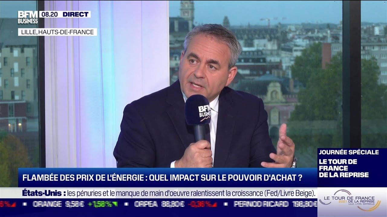 Xavier Bertrand (Hauts-de-France): Les Hauts-de-France, première région industrielle du pays