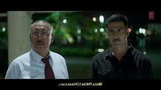 Dialogue Promo 7 - 'Mujhe Iss Aadmi Ke Saath Kaam Nahi karna' - Baby