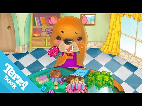 Truyện: Gấu con bị sâu răng