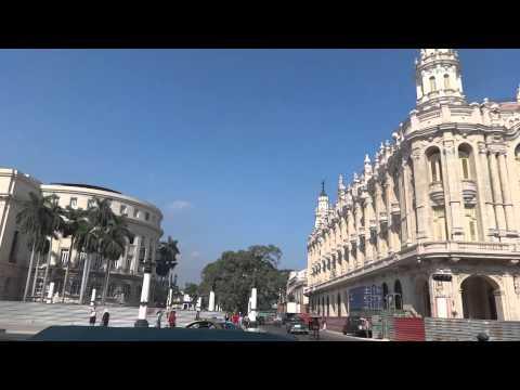Капитолий (Гавана, Куба) апрель 2015