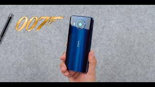 das 007-Phone: Nokia 8.3 5G im Unboxing & ersten Eindruck | deutsch