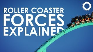 Roller Coaster Forces: Explained