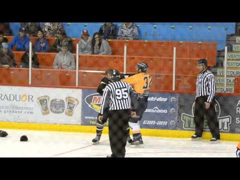 Curtis Tidball vs. Pierre-Luc Bouchard