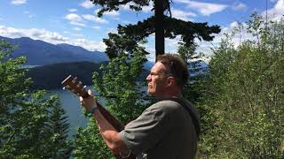 RICHARD JOHN BURCHELL – WATCHING THE WHEELS