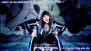 [To Anyone Sub] 2NE1 - Can't Nobody (English Version)