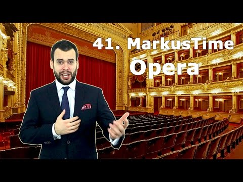 41. MarkusTime: Opera