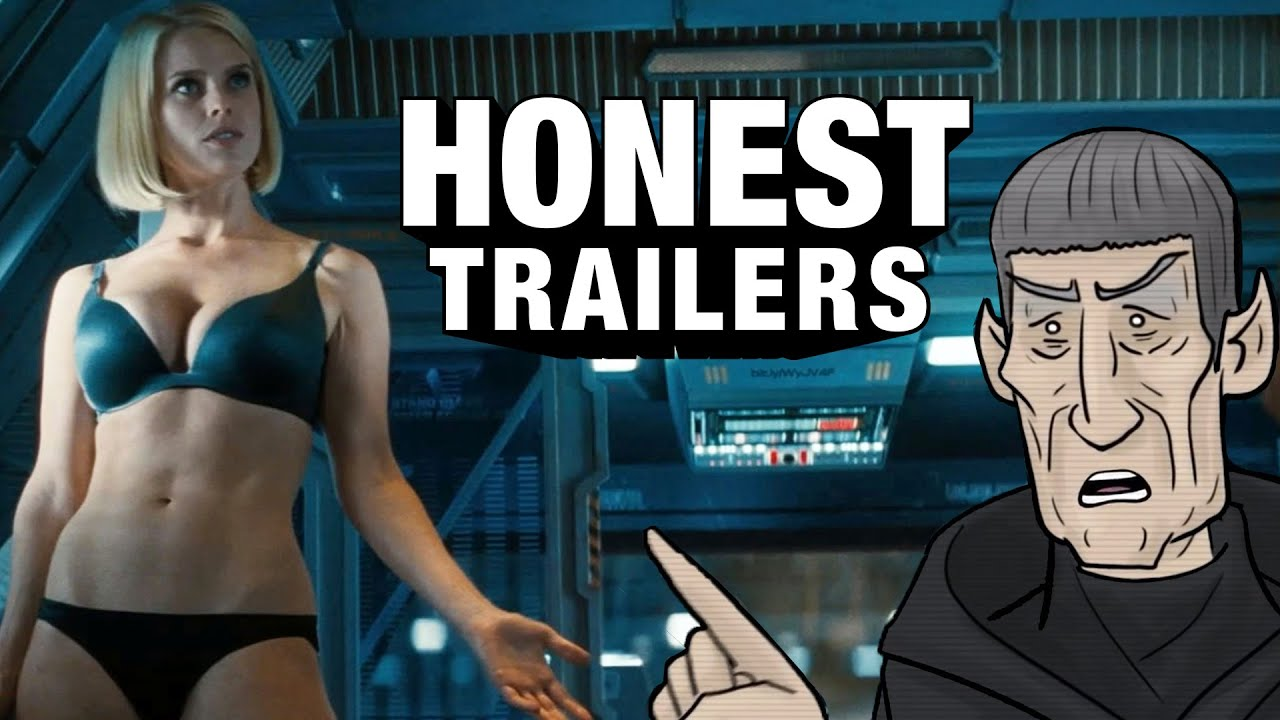 Star Trek Into Darkness Gets The Honest Trailer Treatment