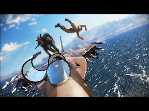 Видео № 0 из игры Just Cause 3 - Day 1 Edition [PS4]