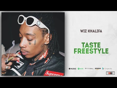 "Wiz Khalifa – ""Taste"" (Freestyle)"