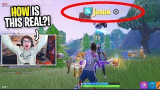 I spectated a SOCCER SKIN and was AMAZED at how good he was... (HE WIPED THE LOBBY!)