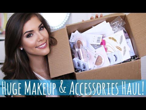 HUGE $1.00 Makeup + Accessories Haul!