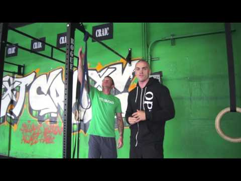 Partner Assisted Pullups