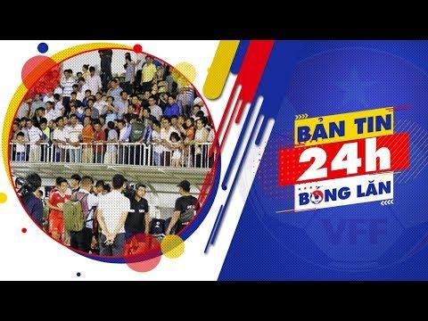 24h BÓNG LĂN SỐ 26 | Công bố các quyết định kỷ luật ở trận đấu HAGL và Hà Nội