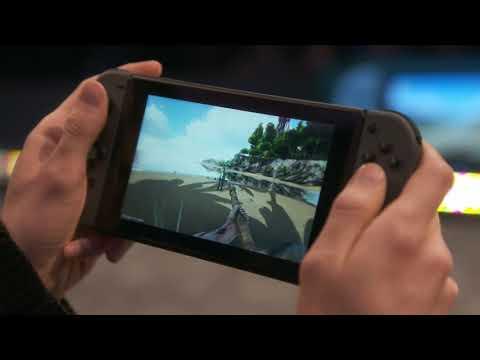 ARK: Survival Evolved : Première présentation version Nintendo Switch