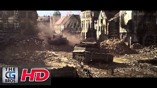 "CGI Animated Trailer : ""World of Tanks: Endless War"" - by RealtimeUK"