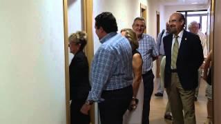 preview picture of video 'Inauguración del centro rural de atención a mayores de Pina de Montalgrao'