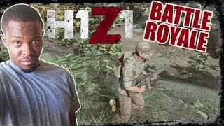 H1Z1 Battle Royale Gameplay - NEW MILITARY CAMO! | H1Z1 PC Gameplay