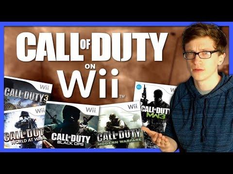 Call of Duty on Wii - Scott The Woz