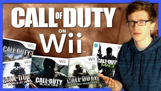 Call of Duty on Wii - Scott The Woz