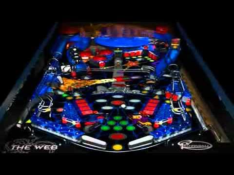 Pro Pinball - The Web