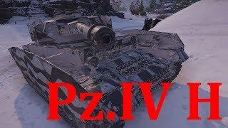 【WoT:Pz.IV H】ゆっくり実況でおくる戦車戦Part443 byアラモンド