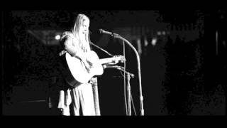 Joni Mitchell: Mr Tambourine Man, 1970.10.18