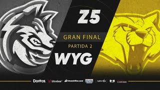 Zeu5 Bogotá VS Wygers Esports | Final Clausura 2020 |Partida 2 | GOLDEN LEAGUE | League of Legends