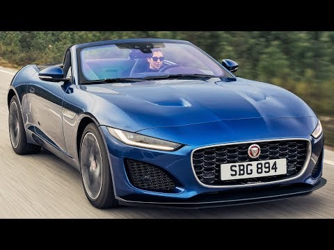 2020 Jaguar F-TYPE P300 - Driver-Focussed Luxury Convertible