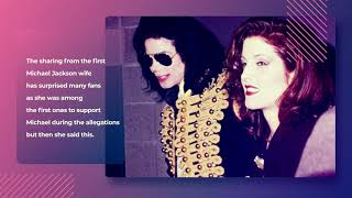The Untold Story About Michael Jackson Wives Why He Left Lisa Presley For Debbie Rowe