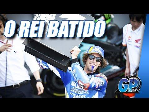 Márquez mostra que é humano ao perder de novo na última curva | GP às 10
