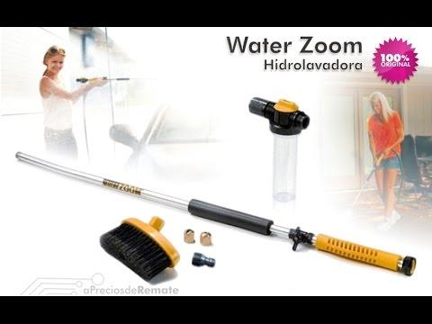 Limpiador de alta presión Water Zoom Jet , tu manguera Hidrolavadora -  aPreciosdeRemate