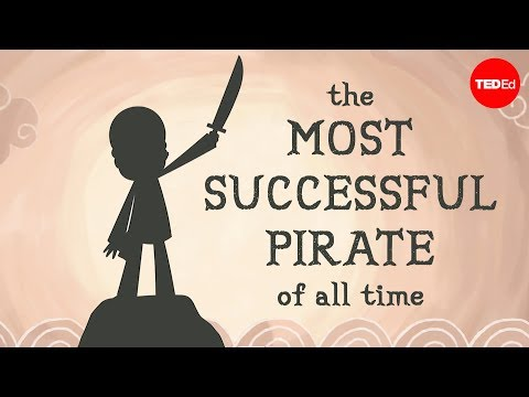 The most successful pirate of all time – Dian Murray