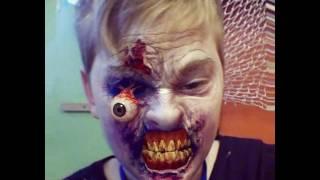 Jak budu vypadat,až budu zombie