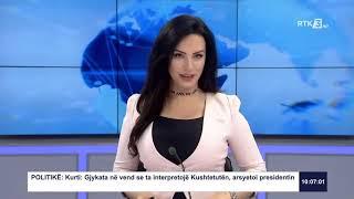 RTK3 Lajmet e orës 10:00 30.05.2020