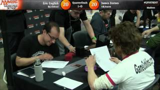 Grand Prix Detroit 2016 Quarterfinals