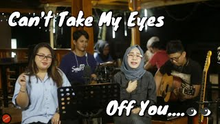 Can't Take My Eyes Off You - Prisha Feat. Dilla (Cover)