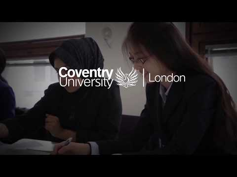 Career services at Coventry University London (Chinese Subtitles)