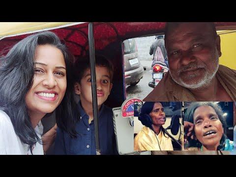"SINGER Autorickshaw Wala 😆 | He said "" He is better than Ranu Mandal "" | #vlog4"