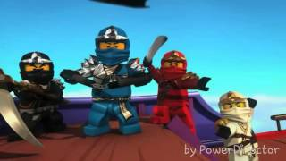 Ninjago bet on it
