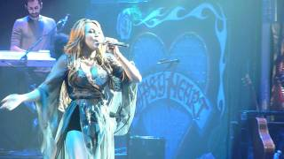 Gypsy Heart Tour à Melbourne - The Climb Performance - 23/06/11