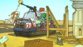 Completing The Ice Cream Truck of Destruction in 60 Seconds Reatomized