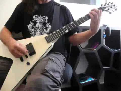 "FOLKODIA - ""The Arrival"" - GUITAR PART - from the album ""Battles And Myths"" (2012)"
